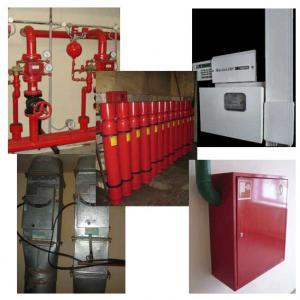 Установки и системы пожаротушения