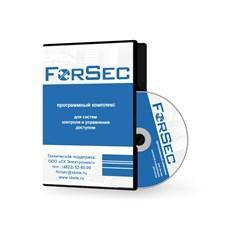 ПО ForSec под управлением SQL сервера FireBird