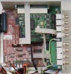 Видеосервер Р-09-МКВ-02 Опция для исполнения 2