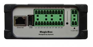 MagicBox портативное устройство для обработки видео